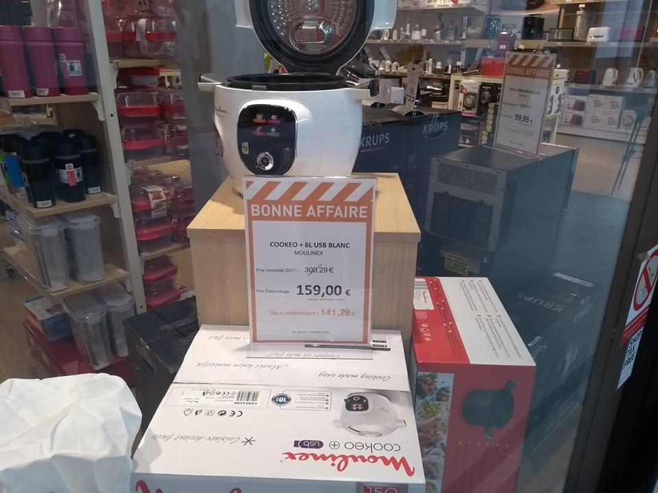Moulinex Cookeo+ CE853100 - USB (1600W, 150 recettes) - Home & Cook Talange (57)