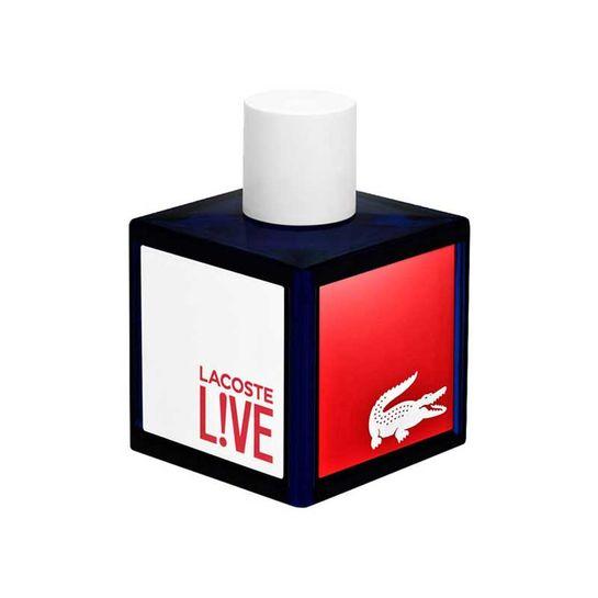 Eau de Toilette Lacoste Live en Spray pour Hommes - 60ml