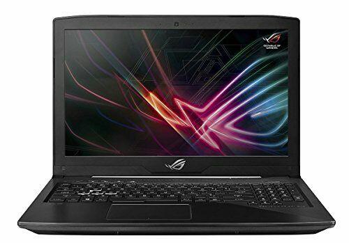 "Pc Portable 15"" Asus ROG GL503VD-GZ255T - Full HD, Intel Core i7, 8 Go de RAM, Disque Dur 1 To + SSD 128 Go, Nvidia GeForce GTX 1050 4Go, Windows 10"