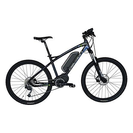 """Vélo électrique Devron E-terra 27,5"""" - 36V, 250W, Noir"""
