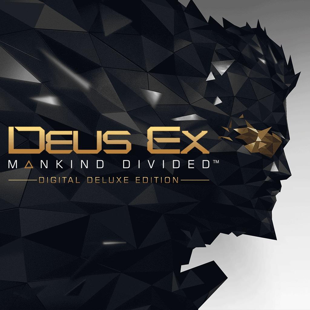 Deus Ex Mankind Divided Digital Deluxe Edition sur PC (Dématérialisé - Steam)