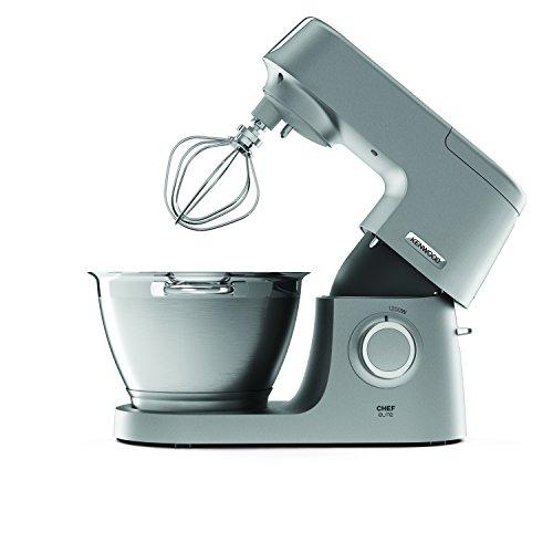 Robot Pâtissier Kenwood Chef Elite KVC5100S - 4,6L