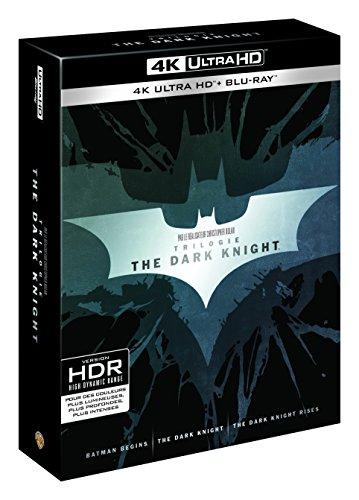 La Trilogie: The Dark Knight (Blu-Ray 4K + Blu-Ray) - 9 disques