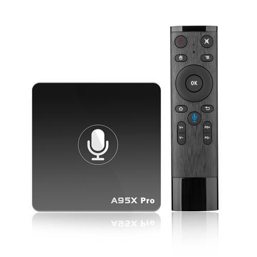 [Précommande] Box TV Nexbox A95X Pro - Android TV, 2Go de RAM, 16 Go de ROM, Amlogic S905W