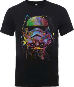 T-Shirt Homme Stormtrooper - Star Wars (Taille au choix)