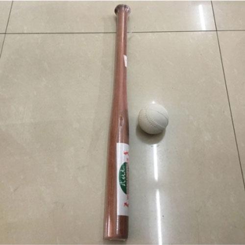 Kit batte de baseball (62 cm) + 1 balle