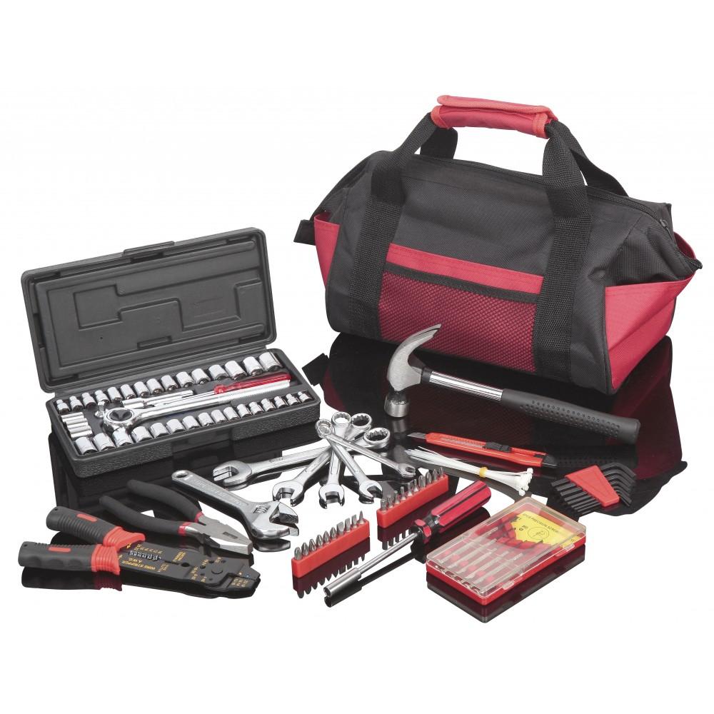 Sacoche à outils GT811 - 30 outils et 41 accessoires