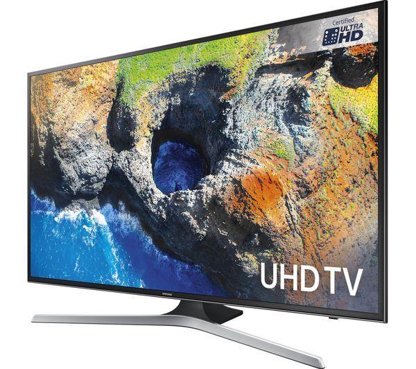"TV 55"" Samsung UE55MU6172 - LED, 4K UHD, HDR, Smart TV"