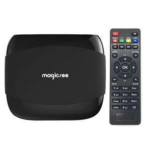 Box TV Android Magicsee N4 Amlogic S905X - 16Go, 2Go, Android 7.1