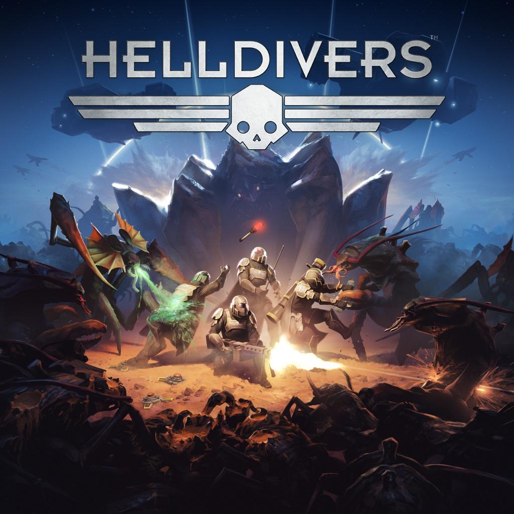 Helldivers sur PC (Dématérialisé)