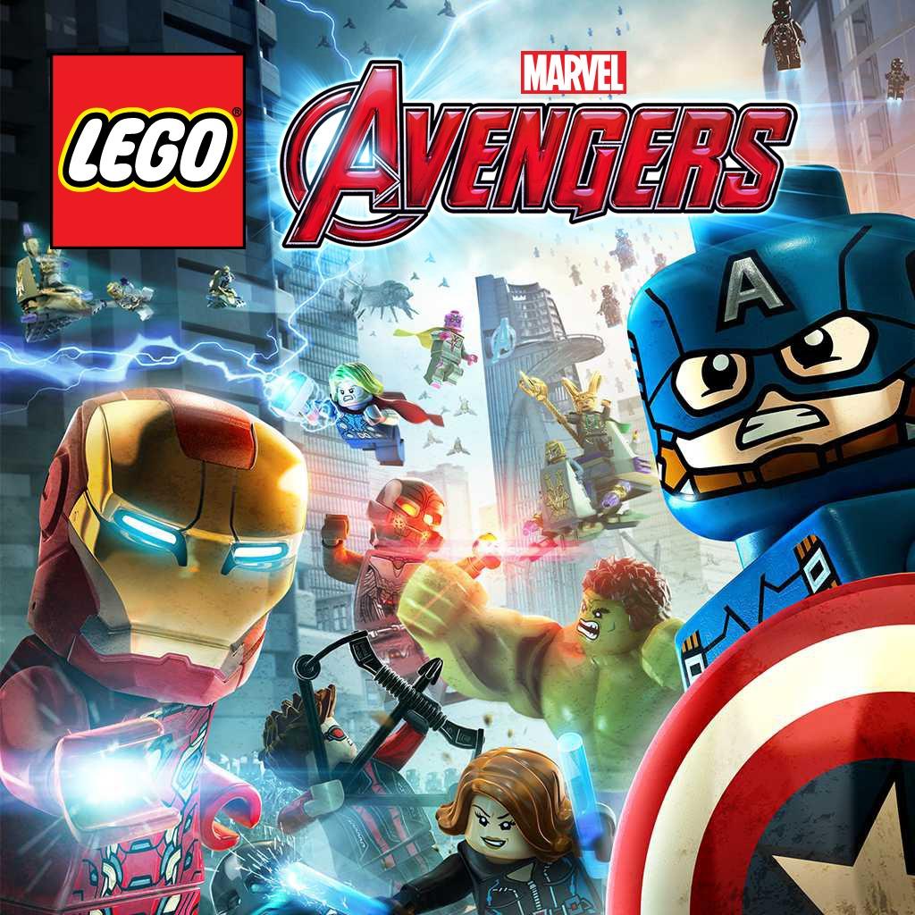 Lego Marvel's Avengers Deluxe Edition sur PC (Dématérialisé - Steam)