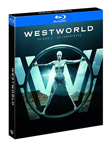 Coffret Blu-ray Westworld - Saison 1 : Le Labyrinthe - 1080p