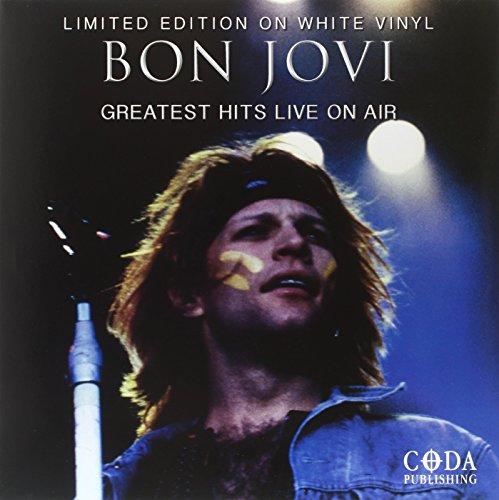 Bon Jovi: Greatest Hits Live On Air - Edition limitée (2 vinyles)