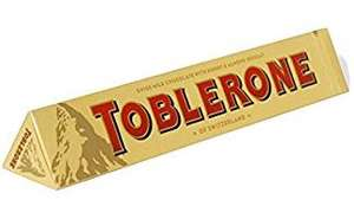 Lot de 2 paquets de Toblerone au lait - 2*200g