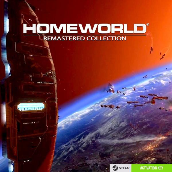 Sélection de jeux PC en promotion (dématérialisés) - Ex : Homeworld Remastered Collection