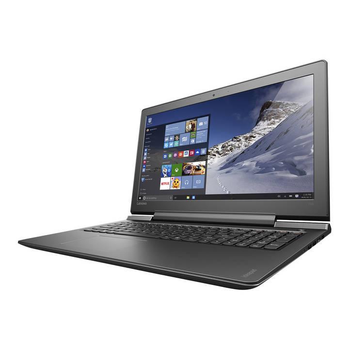 "PC Portable 15.6"" Lenovo Ideapad 700-15ISK - i7-6700HQ, 32 Go de Ram, 1 To + 256 Go SSD, GeForce GTX 950M, Clavier Qwertz (Frontaliers Suisse)"