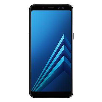 """Smartphone 5.6"""" Samsung Galaxy A8 (2018) - Full HD+, Exynos 7885, RAM 4 Go, ROM 32 Go (ODR de 70€)"""