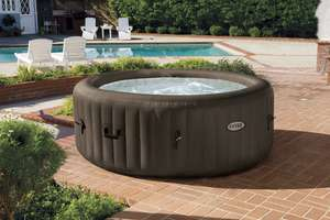 SPA gonflable Intex PureSpa Bulles 28422ED - 4 Personnes