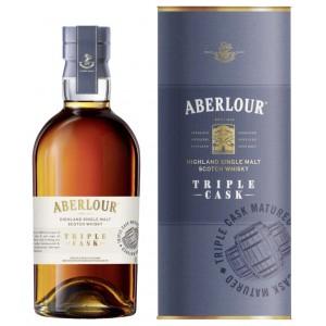 1 Bouteille de Scotch Whisky Triple Cask Aberlour - 70cl