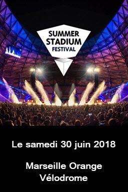 Billet pour le Summer Stadium Festival à l'Orange Vélodrome à partir de 21€