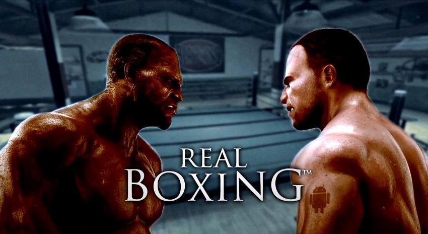 Real Boxing sur PS Vita