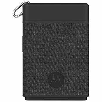 Batterie externe Motorola 1500 mAh - Noir, avec localisateur