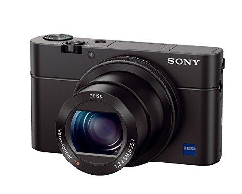 Appareil Photo Expert Sony DSC-RX100 mk.IV - Large Capteur 1'' CMOS Exmor, 20,2 Mpix, Optique Lumineuse