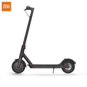 Trottinette électrique Xiaomi M365 Noir - Autonomie 30 km, Vitesse max 25 km/h (+60,35€ en SuperPoints via l'Application)
