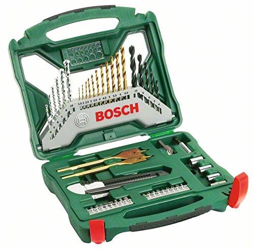 Coffret Bosch X-Line 2607019327 Titane - 50 pièces