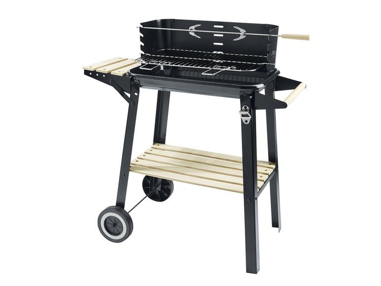 Barbecue à charbon Florabest - 84x86x45cm
