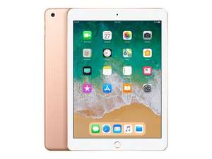 "Tablette Apple 9.7"" iPad 2018 Wi-Fi - Rétina,128 Go Or (+50.40€ en SuperPoints via l'Application)"