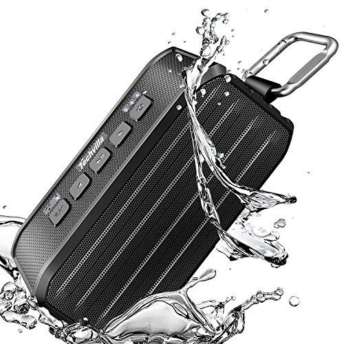 Enceinte Bluetooth portable Techvilla  8W - Étanche (Vendeur tiers)