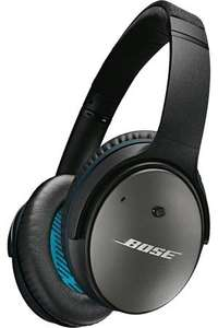 Casque audio Bose QuietComfort 25 (version Apple, noir) + abonnement de 3 mois à Deezer Premium+