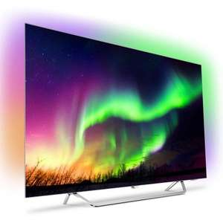 """TV 65"""" Philips 65OLED873 (2018) - 4K, OLED, Android TV, Ambilight - via ODR de 300€ (AuditelShop)"""