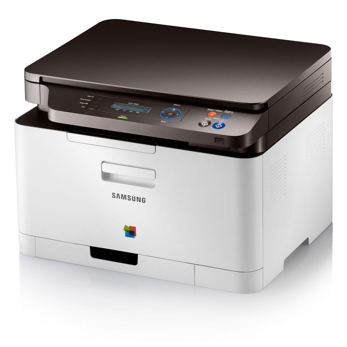 Imprimante Multifonction Laser Couleur Samsung CLX-3305