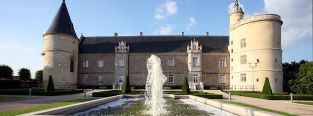 Entrée gratuite au château d'Andrezieux Bouthéon (Loire 42)