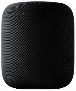 Assistant vocal Apple HomePod - blanc ou gris, en Anglais (+ 34.2€ en SuperPoints)