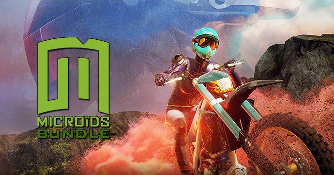 Microids Bundle : 3 jeux sur PC (Dématérialisés - Steam) à partir de 1€