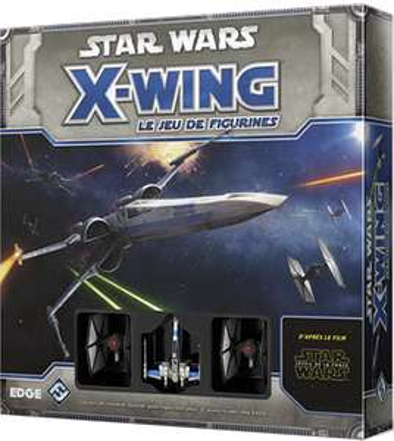 15% de réduction dès 4 articles achetés sur une sélection de jeux Star Wars X-Wing