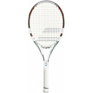 Sélection de raquettes de tennis en promotion - Ex : Babolat Drive 105 FO U - Blanc / Vert