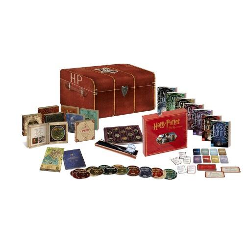 Coffret Blu-ray Harry Potter - Intégrale en édition limitée