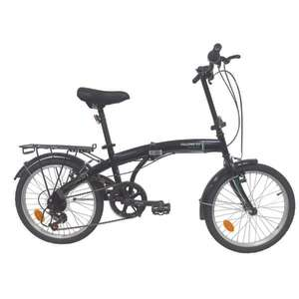 """Vélo Pliant 20"""" avec 6 Vitesses pour Adultes  - Coloris au choix"""