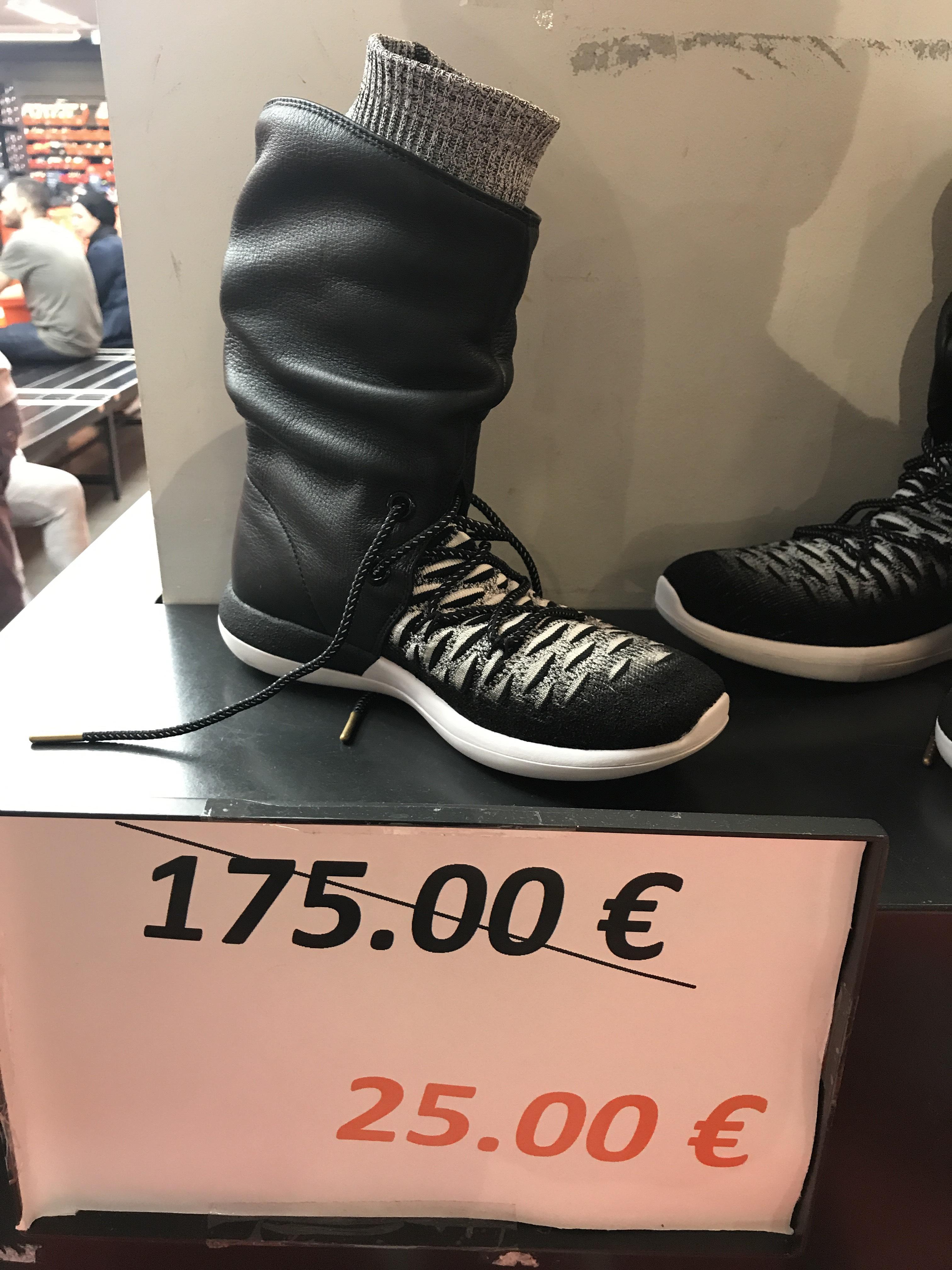 Chaussures Nike Roshe Two Hi Flyknit W pour Femmes - Nike Store Villeurbanne (69)