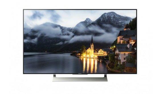 """TV LED 65"""" Sony KD-65XE9005 - UHD 4K, 100Hz, HDR, Smart TV"""