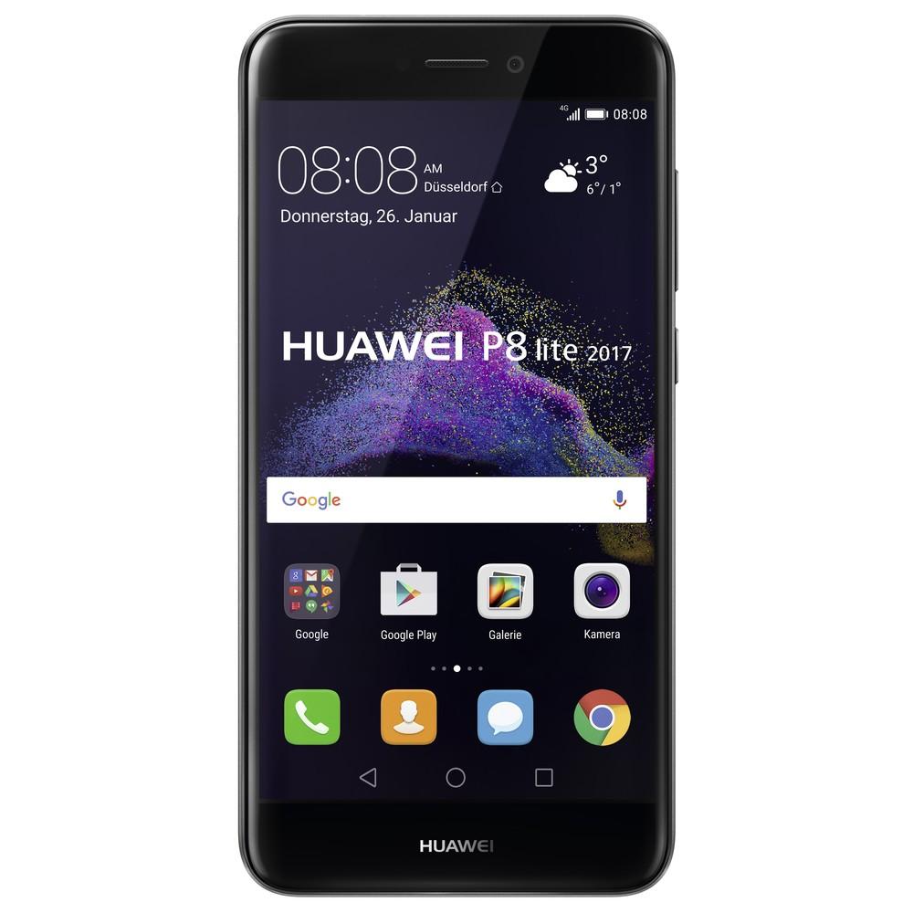 """Smartphone 5.2"""" Huawei P8 Lite 2017 - Full HD, Kirin 655, RAM 3Go, 16Go (Frontaliers Suisse)"""