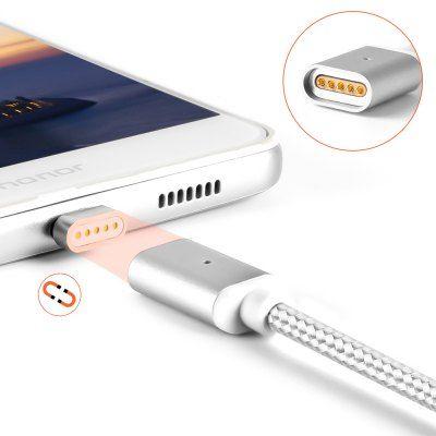 Câble Magnétique USB-C Univel Détachable avec Indicateur LED - 1m