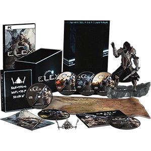 Elex - Edition collector sur PS4