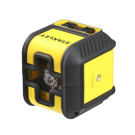 Niveau Laser Croix Automatique Cubix Stanley STHT1-77340 (Via ODR de 30€)