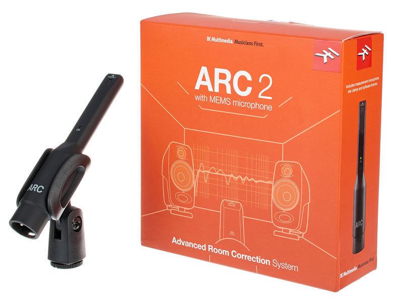 Préampli de Modélisation IK Multimedia ARC System 2.5