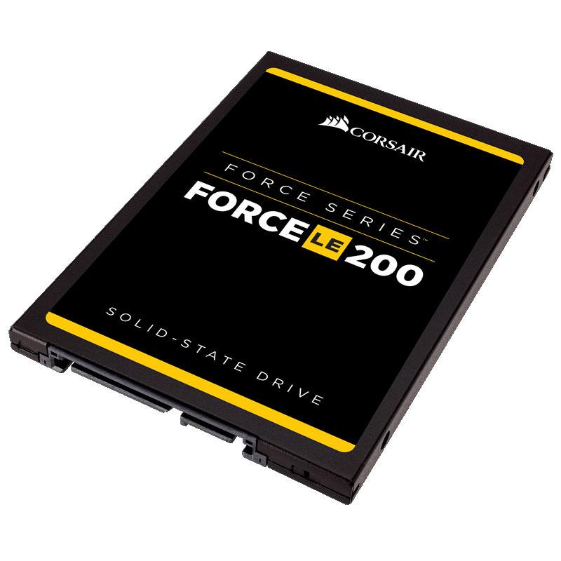 "SSD interne 2.5"" Corsair Force Series LE200 (TLC NAND) - 240 Go"